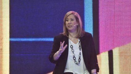 Cecilia Giordano, directora de Idea, presidenta y CEO de Mercer Argentina.