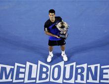 Djokovic ganó su primer Grand Slam