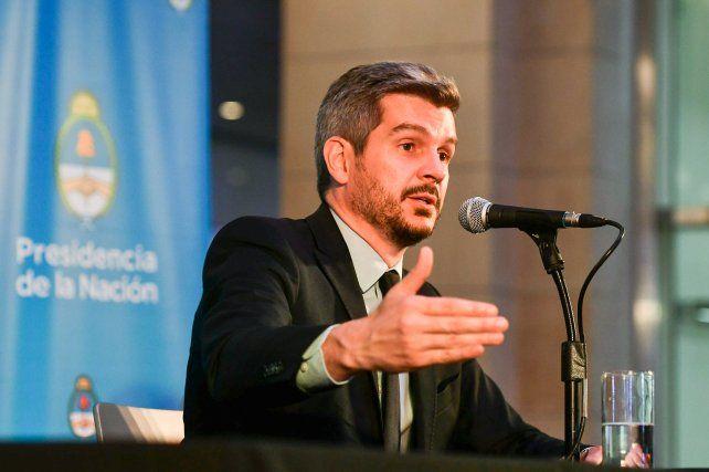 Peña adelantó que Macri se reunirá con los gobernadores para abordar los temas de materia fiscal