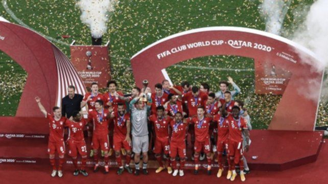 Bayern Munich le ganó a los Tigres del Patón Guzmán y es el nuevo campeón del Mundial de Clubes