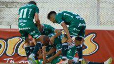 El verde de Junín festejó en Santa Fe y ya es de primera.