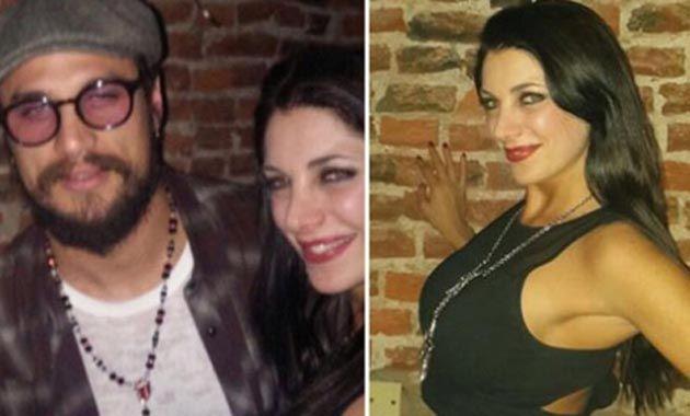 La modelo publicó algunas fotos de su encuentro nocturno con el ex de Jimena Barón.