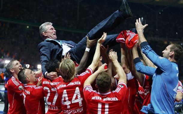 Bayern logró la triple corona