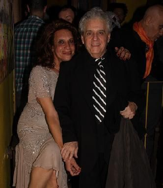 Antonio Gasalla y Divina Valeria en una noche a puro festejo