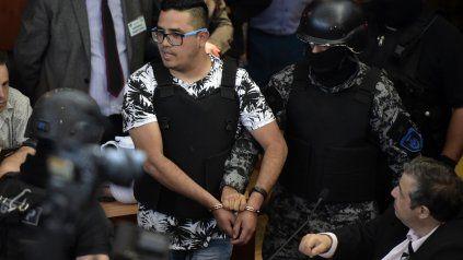Ariel Máximo Guille Cantero, uno de los narcos detenidos mencionados en el informe de la Procunar.