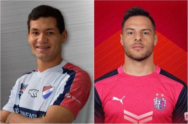 Llegaron dos. Ricardo Garay y Leandro Desábato son las caras nuevas para el plantel del Kily.