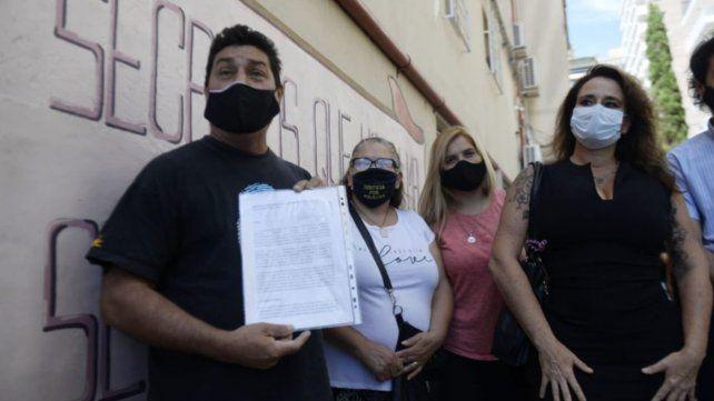 """Edgardos Orellano, padre de Carlos """"Bocacha"""" Orellano, presentó un proyecto en el Concejo para reconvertir el boliche Ming en un centro cultural."""