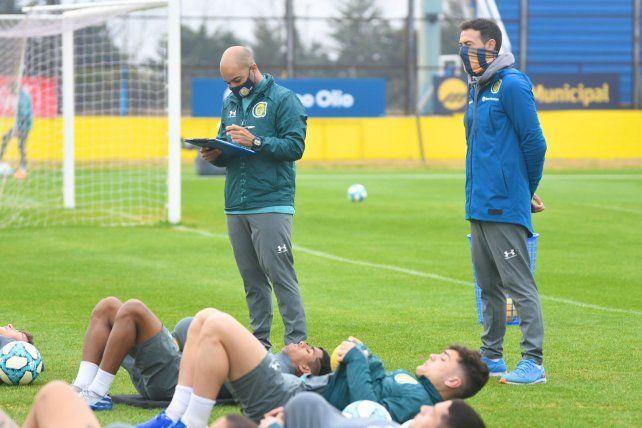 El Kily González tendrá hoy la primera prueba como técnico de Central.