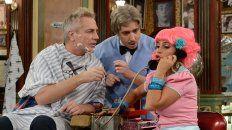 Otros tres. Marley, Mammon y Peña tomarán los históricos personajes de Sofovich en el envío semanal de Telefe.