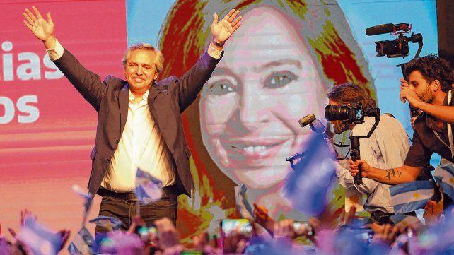 Alberto se impuso en Rosario a pesar de que Macri recortó la ventaja