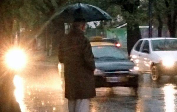 Lluvia. Las intensas precipitaciones