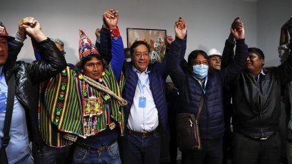 Luis Arce, artífice del milagro económico en el gobierno de Evo Morales, tomará las riendas de Bolivia.
