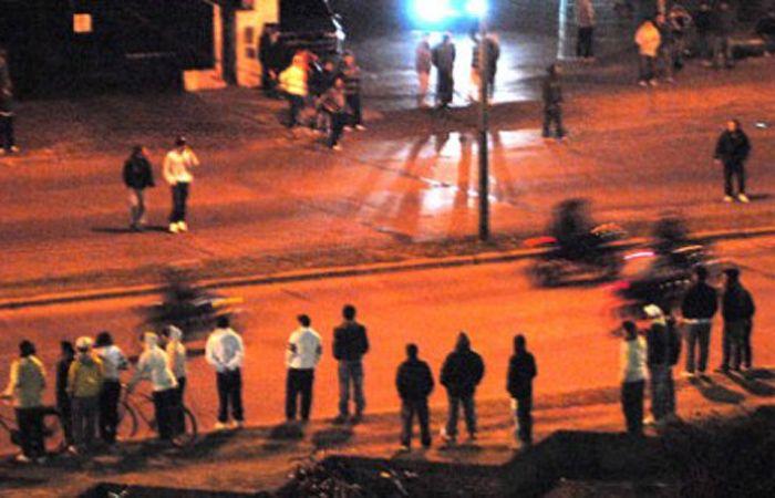 Las picadas clandestinas siguen preocupando a las autoridades. (Foto archivo)