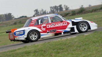 Juan Pablo Marconi festejó en el reinicio del campeonato. El campeón de Armstrong arrancó con todo en el TC 4000.