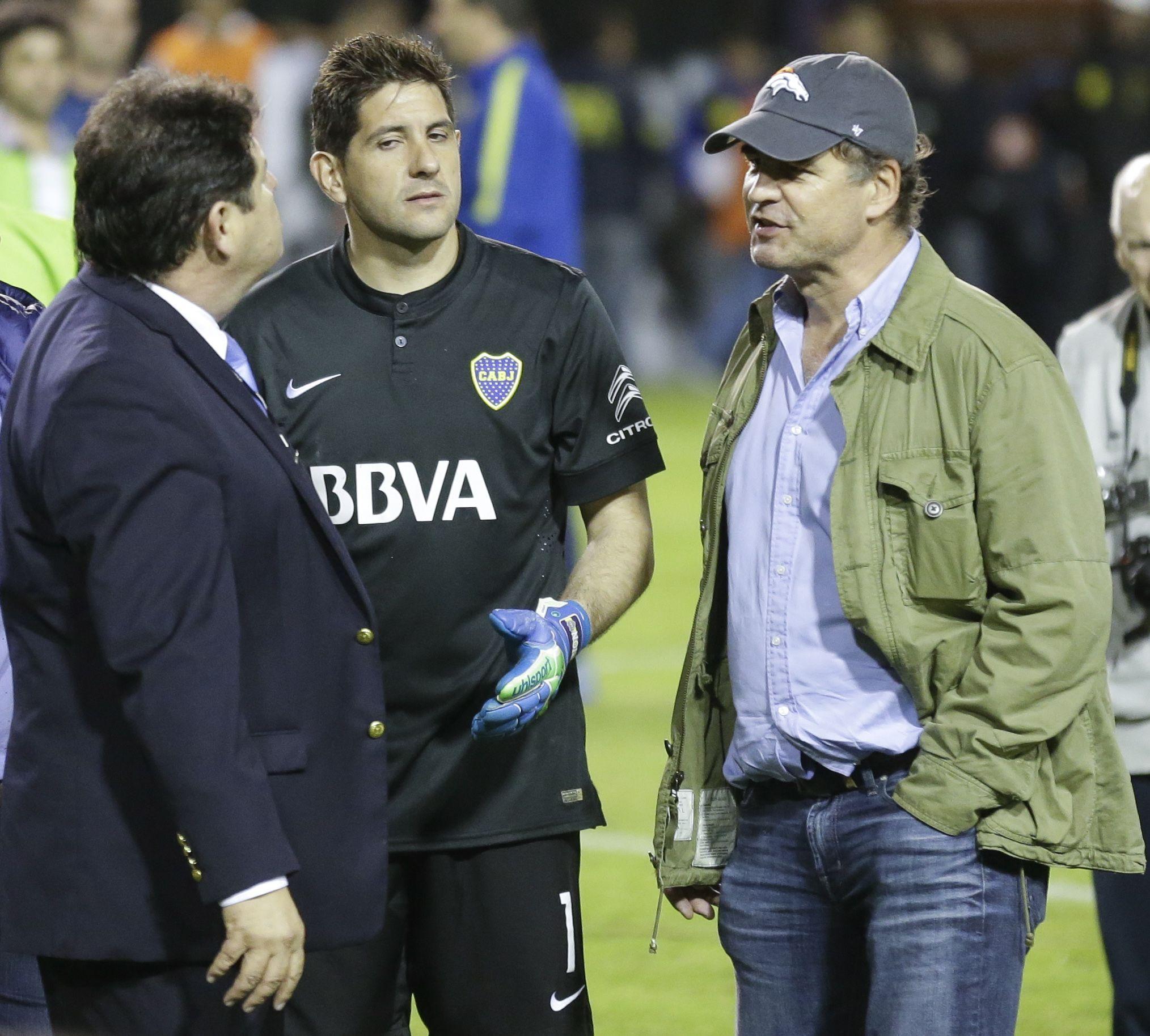 Debajo de la Gorra. Burzaco sigue eludiendo a la Justicia. Estaría en Uruguay.
