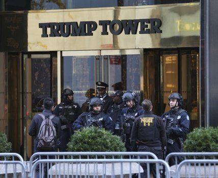 Sin fundamentos. La supuesta vigilancia se realizó en la Torre Trump.