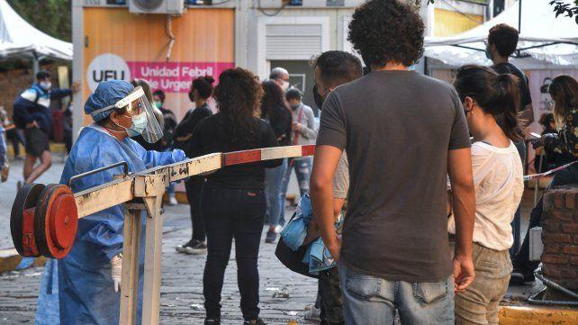 Argentina reportó 21.177 contagios de Covid en las últimas 24 horas y 469 muertes