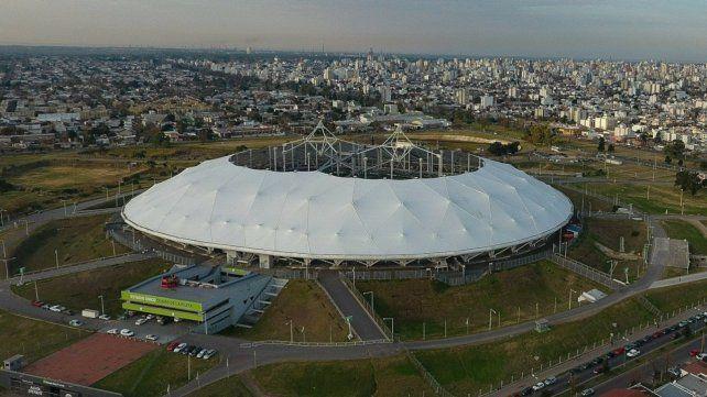 El Estadio Ciudad de La Plata iba a ser escenario de cinco partidos si la Copa América se disputaba el año pasado.