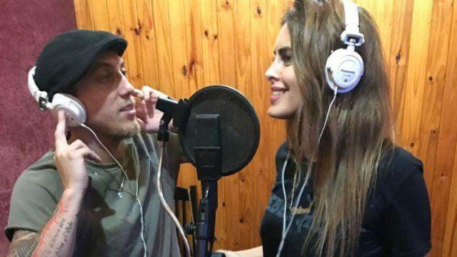 Silvina Luna se lanza como cantante y ya hizo un dúo que promete con el Polaco