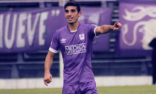 Rabuñal rescindió con Defensor Sporting y se vino para Central.