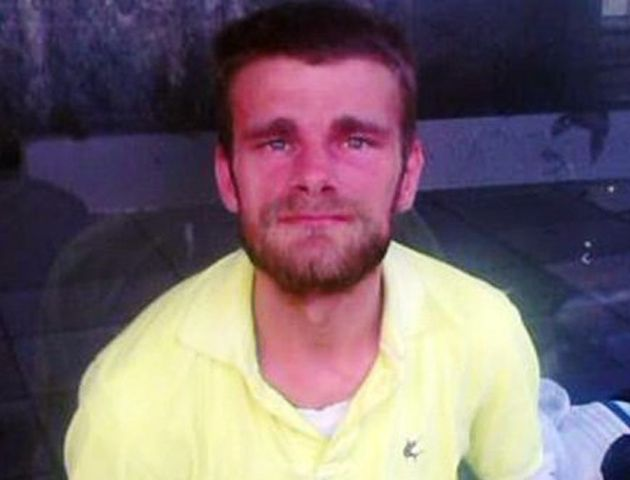 El joven eslovaco fue asaltado y le robaron todas sus pertenencias.