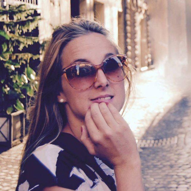 La directora y actriz Agustina Toia.