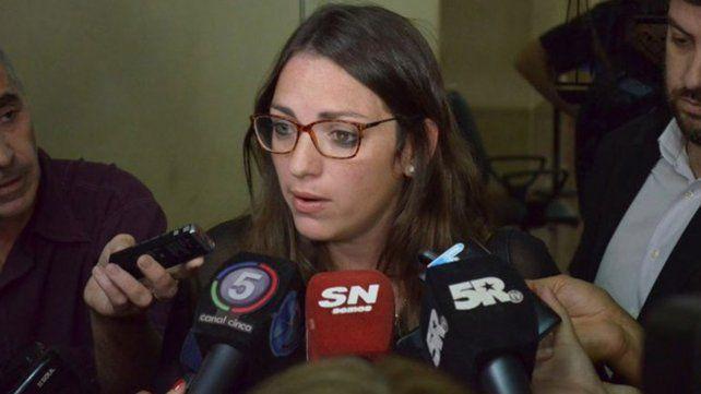 La fiscal Valeria Haurigot definió ayer la imputación.