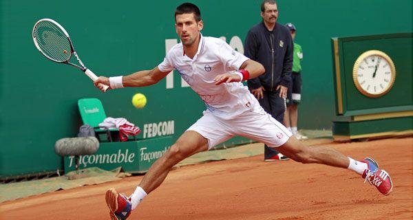 Djokovic volvió a Montecarlo arrasando sin piedad a Seppi