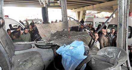 Siria: un atentado suicida en la capital Damasco dejó 26 muertos