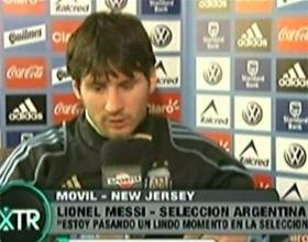 Messi sueña en Nueva York: Sé que en algún momento voy a ganar un Mundial