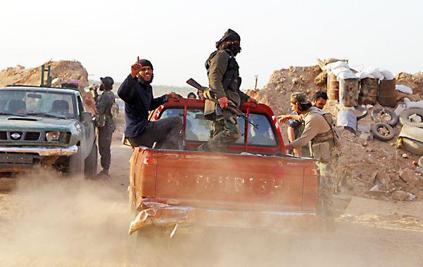 Imparables. El grupo radical islámico avanza hacia Damasco y Bagdad
