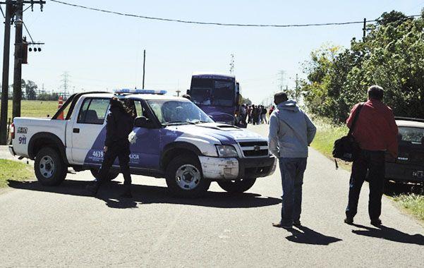 Tiroteo. La Fiscalía de Homicidios Dolosos analiza las imágenes de 14 cámaras.
