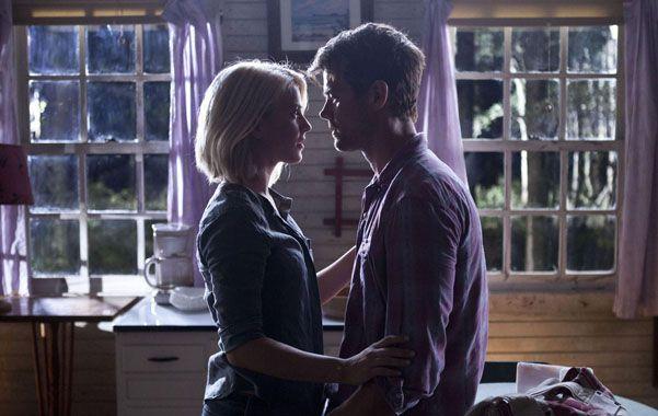 Luces y sombras. Julianne Hough y Josh Suhamel interpretan a la pareja sobre la que pesará el pasado de ella.