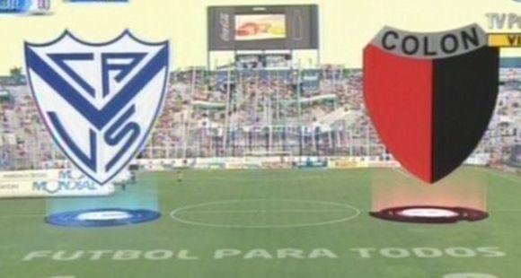 El juvenil Vélez y Colón no se sacaron ventaja y terminaron 1 a 1