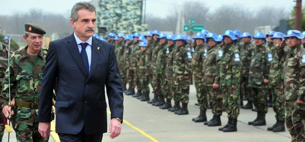 Agustín Rossi destacó la necesidad de la tarea conjunta con los países de la región.