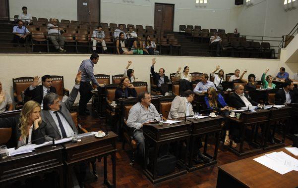 El proyecto de Rosúa empezó a analizarse ayer en la comisión de Gobierno.