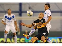 Boca y Vélez empataron 1 a 1 en la Bombonera y siguen en el fondo de la tabla