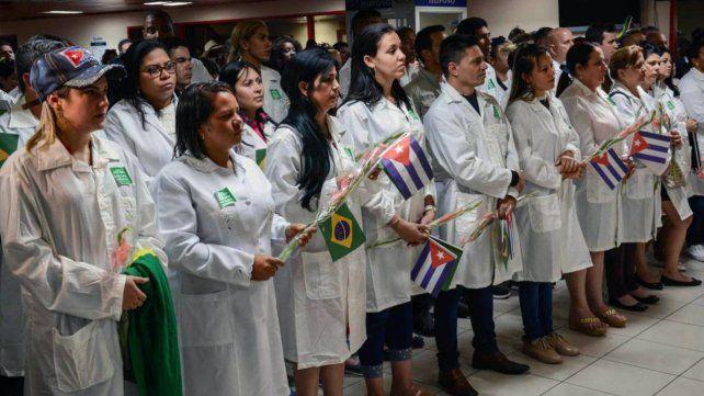 Bolsonaro y Díaz-Canel polemizan por los médicos cubanos
