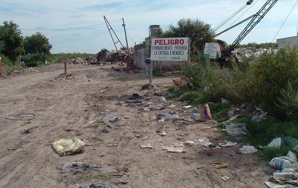 Vertedero peligroso. El municipio presentará al Concejo un proyecto para que el basural sea desactivado dentro de una  declaración de situación de emergencia del mismo.