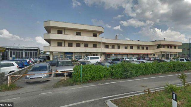 Un argentino salvó la vida de un nene en Italia