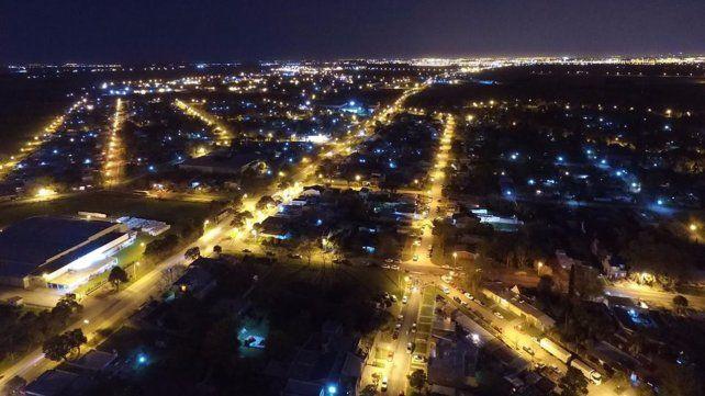 Ahora ciudad. Pueblo Esther ha tenido en los últimos años un notorio crecimiento de habitantes.