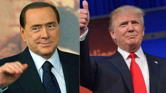 ¿Berlusconi o Trump?