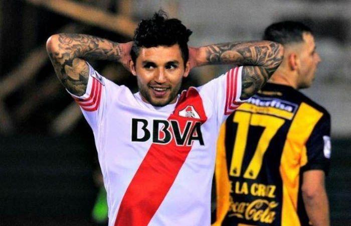 El uruguayo Tabaré Viudez será titular mañana en Resistencia.