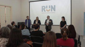 El RUN se realiza a través de un trabajo conjunto entre el Consejo Provincial del Niño, el Adolescente yla Familia(Copnaf), Unicef Argentina y el Grupo Pharos.