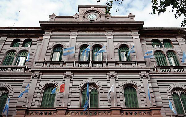 Cambios. Nuevos nombres ingresarán a áreas clave del Palacio de los Leones. (foto: Enrique Rodríguez Moreno)