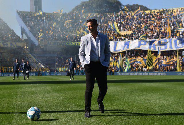 Diego Cocca no sabe si seguirá como técnico de Central.