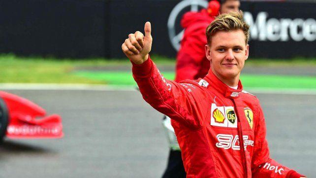 Mick Schumacher es piloto de la Academia de Desarrollo de Ferrari
