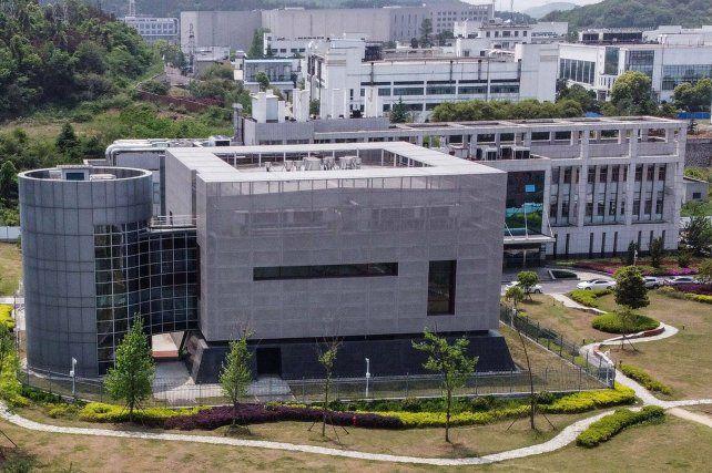 Bajo sospecha. El laboratorio de virología de Wuhan que podría haber sido el origen de la pandemia.