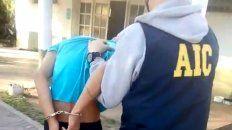 Rodrigo M. fue detenido ayer a la tarde en Tablada.