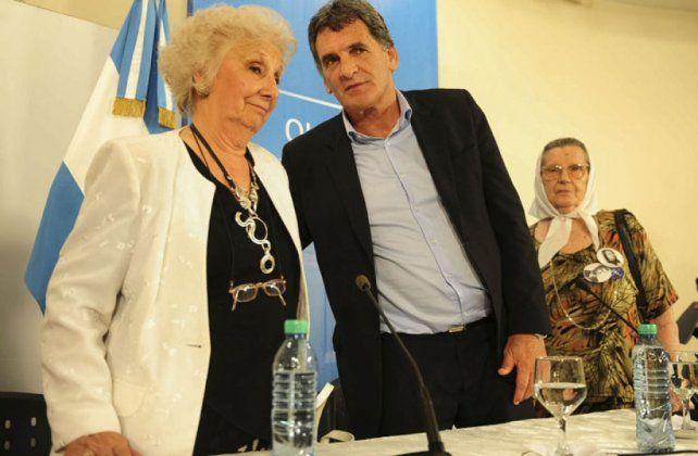 Avruj cargó contra Carlotto y los organismos de derechos humanos por el caso Milani